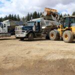 Trucking and Slinger Service Edmonton