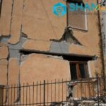 First Signs of Structural Damage